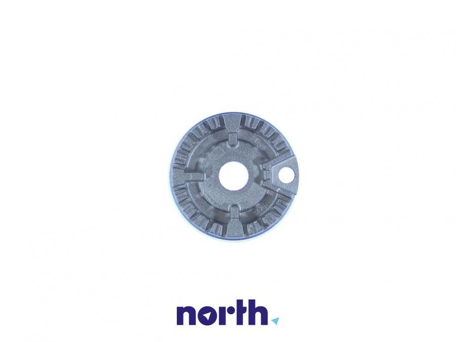 Korona małego palnika (kołpak) do kuchenki Indesit 482000026823,0