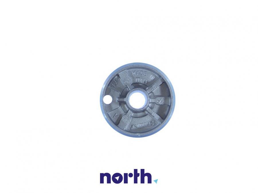 Korona małego palnika (kołpak) do kuchenki Indesit 482000026823,1