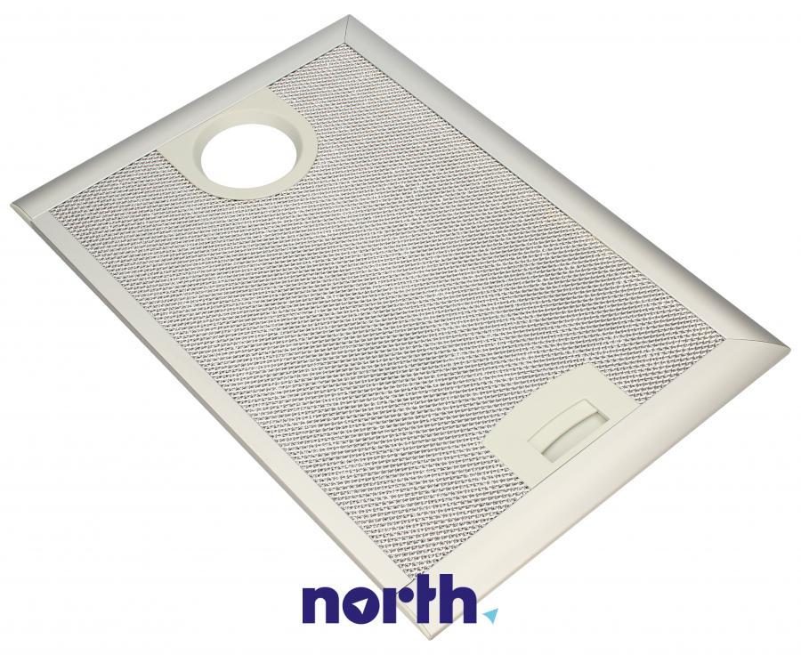Filtr przeciwtłuszczowy kasetowy 38cm  x 26.5cm do okapu Siemens 00365479,0