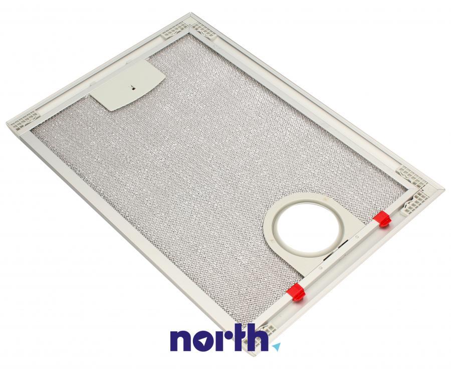 Filtr przeciwtłuszczowy kasetowy 38cm  x 26.5cm do okapu Siemens 00365479,1