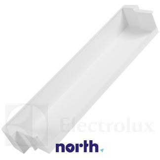Półka środkowa na drzwi chłodziarki do lodówki Electrolux 2246008060,2