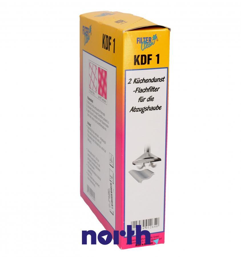 Filtr przeciwtłuszczowy włókninowy do okapu Siemens KDF1 300003KDF,2