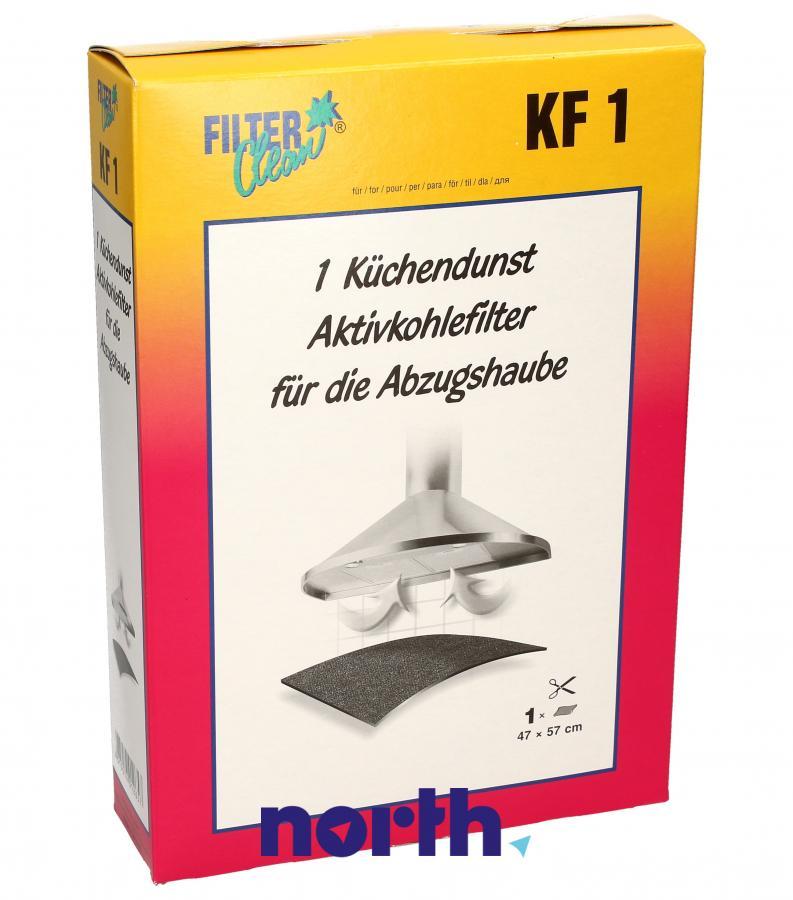 Filtr węglowy uniwersalny do okapu FILTERCLEAN KF1 300004-KDK,0