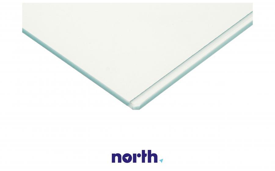 Półka szklana bez ramek do komory chłodziarki do lodówki Beko 4299892700,1