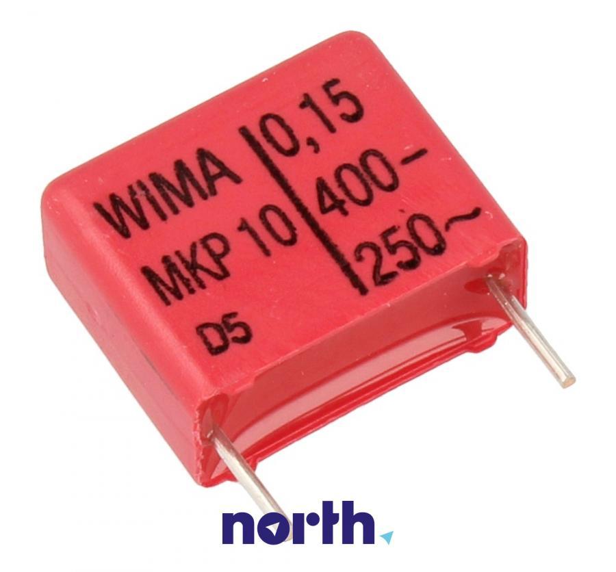 150nF | 400V Kondensator impulsowy MKP10 WIMA 15mm,0