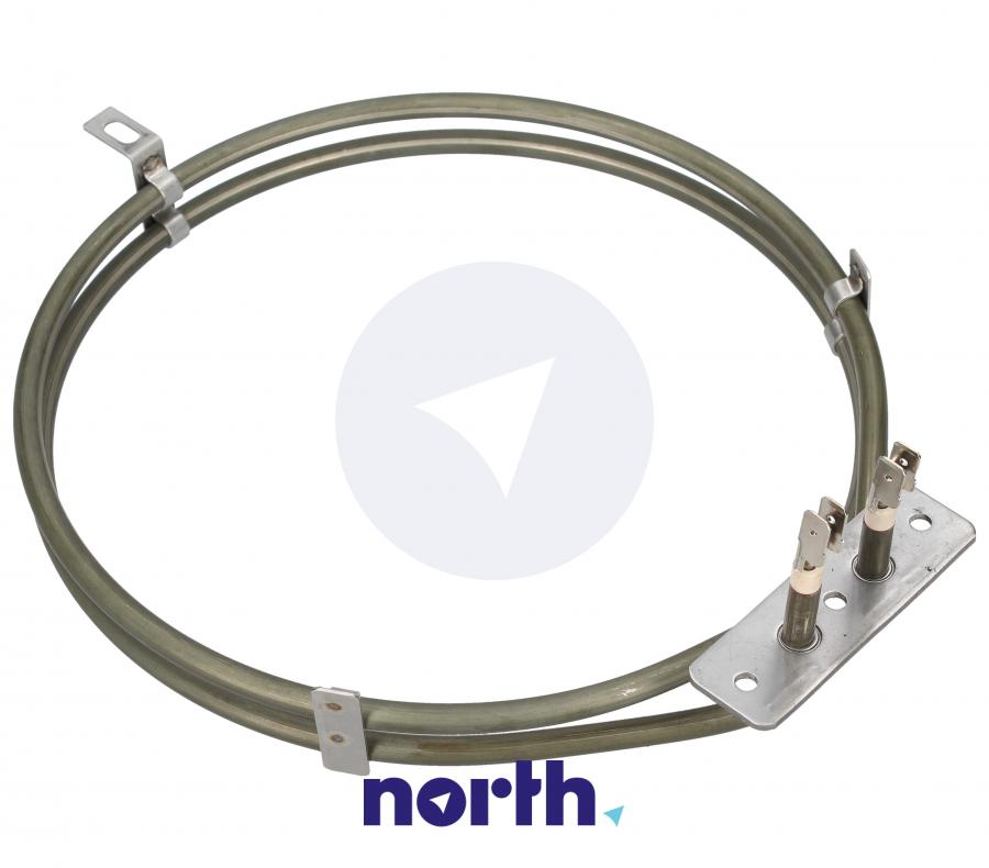 Grzałka termoobiegu 2000W do piekarnika Whirlpool,1