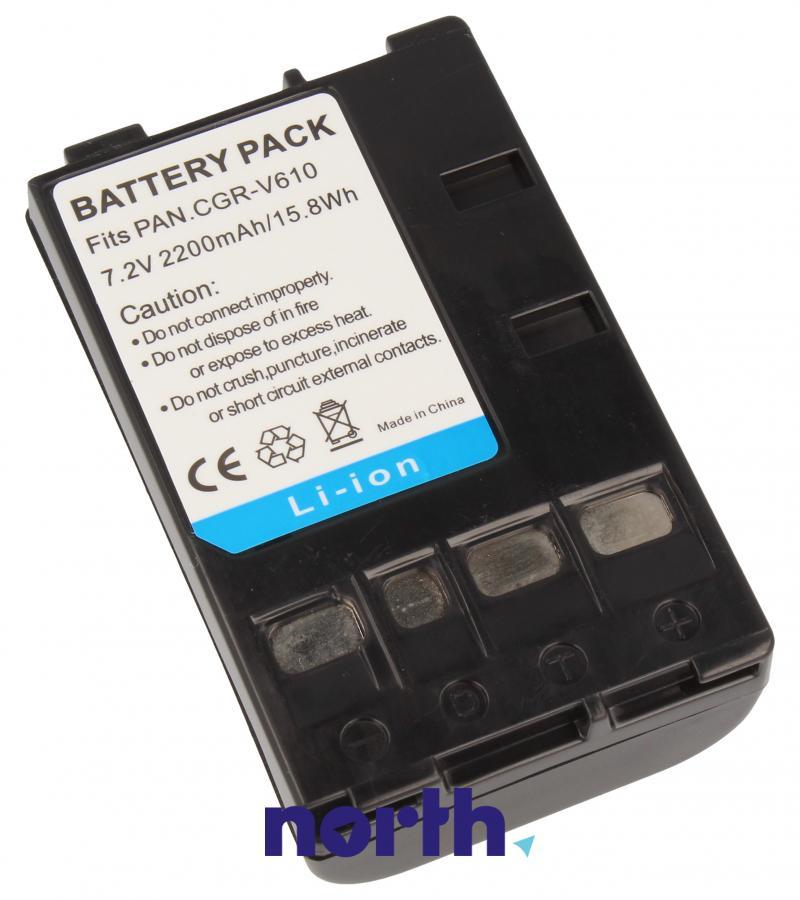 Akumulator 7.2V 1850mAh do kamery Panasonic CAMCA72001,2