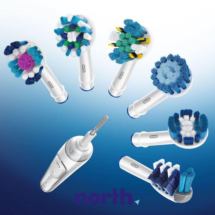 Końcówki Oral-B Sensitive Clean do szczoteczki do zębów Oral-B EBS17-2 64711706,3