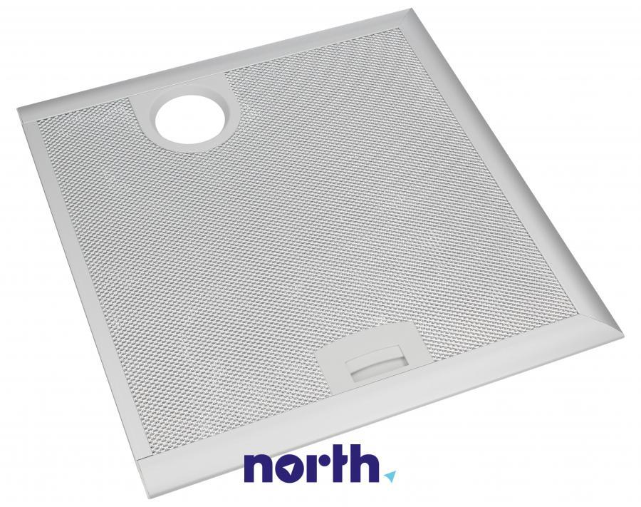 Filtr przeciwtłuszczowy kasetowy 38cm  x 36.5cm do okapu Siemens 00365477,0