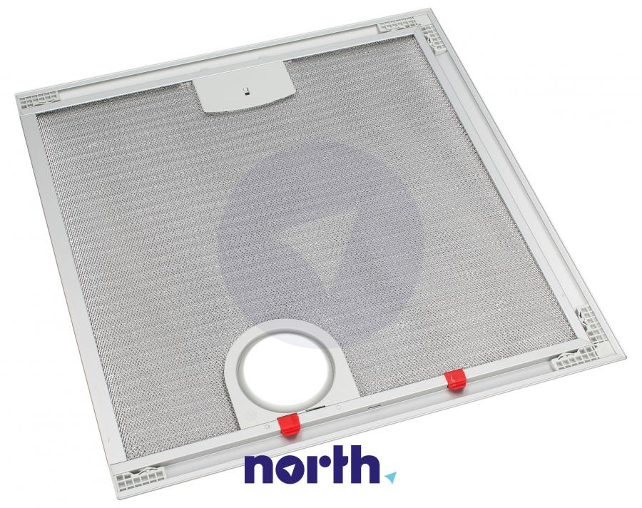 Filtr przeciwtłuszczowy kasetowy 38cm  x 36.5cm do okapu Siemens 00365477,1