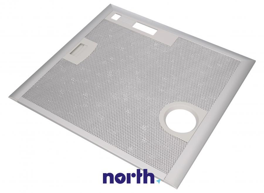Filtr przeciwtłuszczowy kasetowy 38cm  x 36.5cm do okapu Siemens 00365478,0