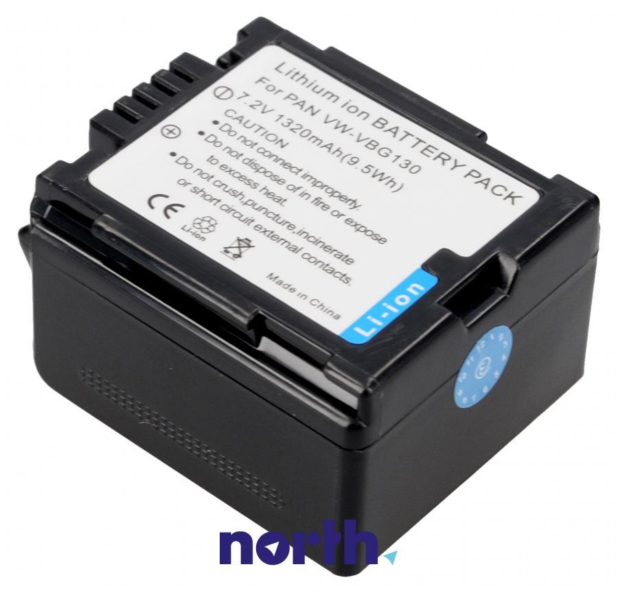 Akumulator 7.2V 1320mAh do kamery Panasonic 7,2V-1320MAH,1