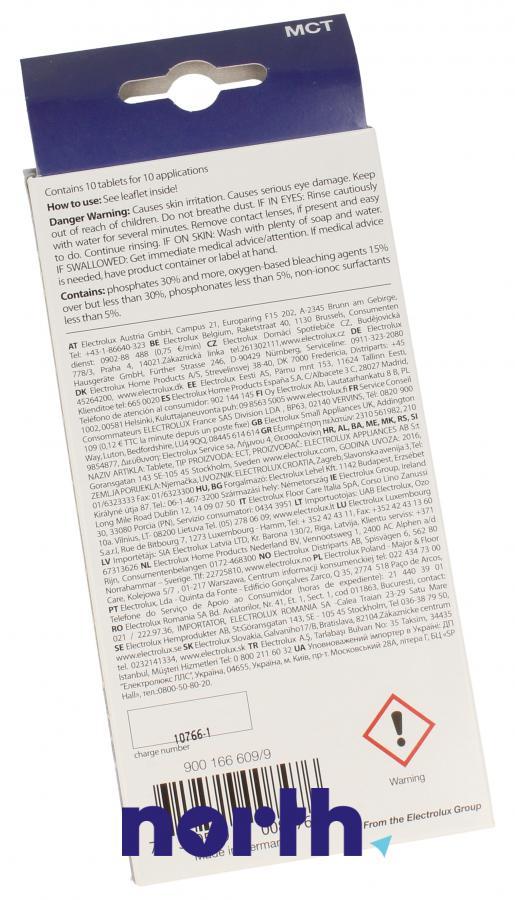 Tabletki czyszczące do ekspresu Electrolux MCT 9001666099,1