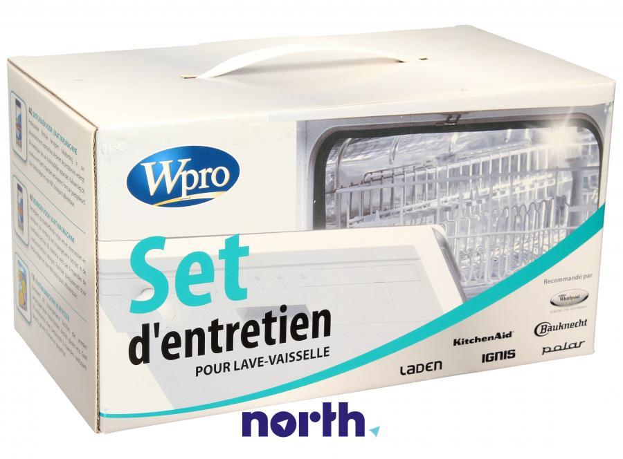 Środki do czyszczenia i pielęgnacji do zmywarki WHIRLPOOL/INDESIT KTR100 480131000234,0