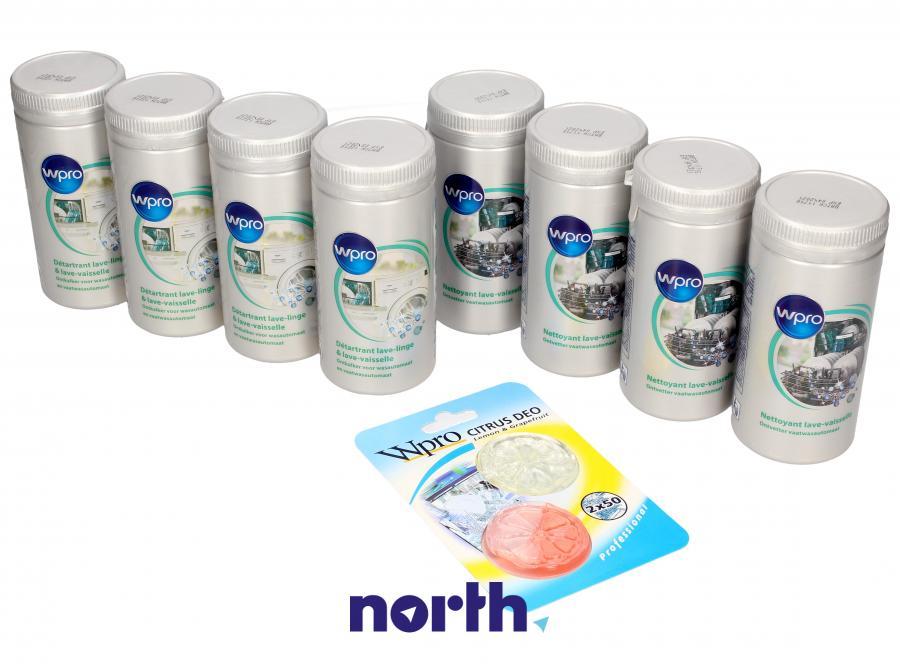 Środki do czyszczenia i pielęgnacji do zmywarki WHIRLPOOL/INDESIT KTR100 480131000234,1