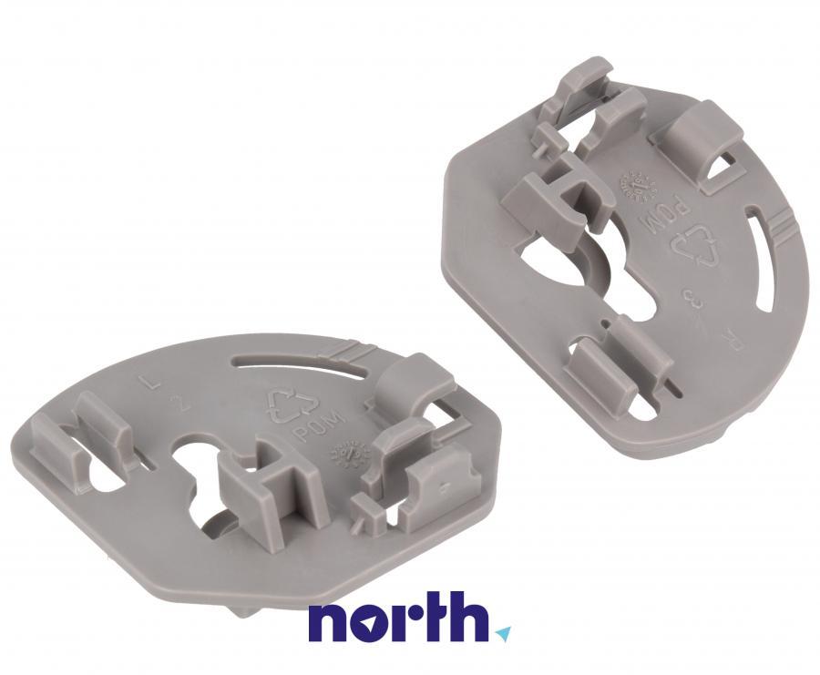 Zaczepy grzebienia kosza dolnego do zmywarki Bosch 00418675,5
