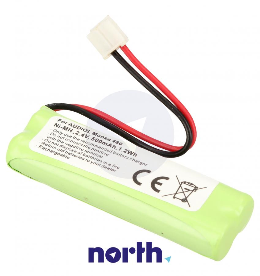 Akumulator do telefonu bezprzewodowego COM CPAA24020,0
