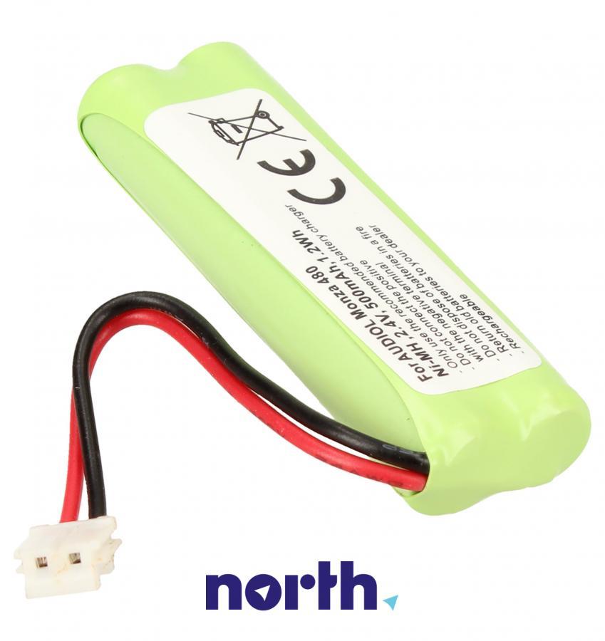Akumulator do telefonu bezprzewodowego COM CPAA24020,1