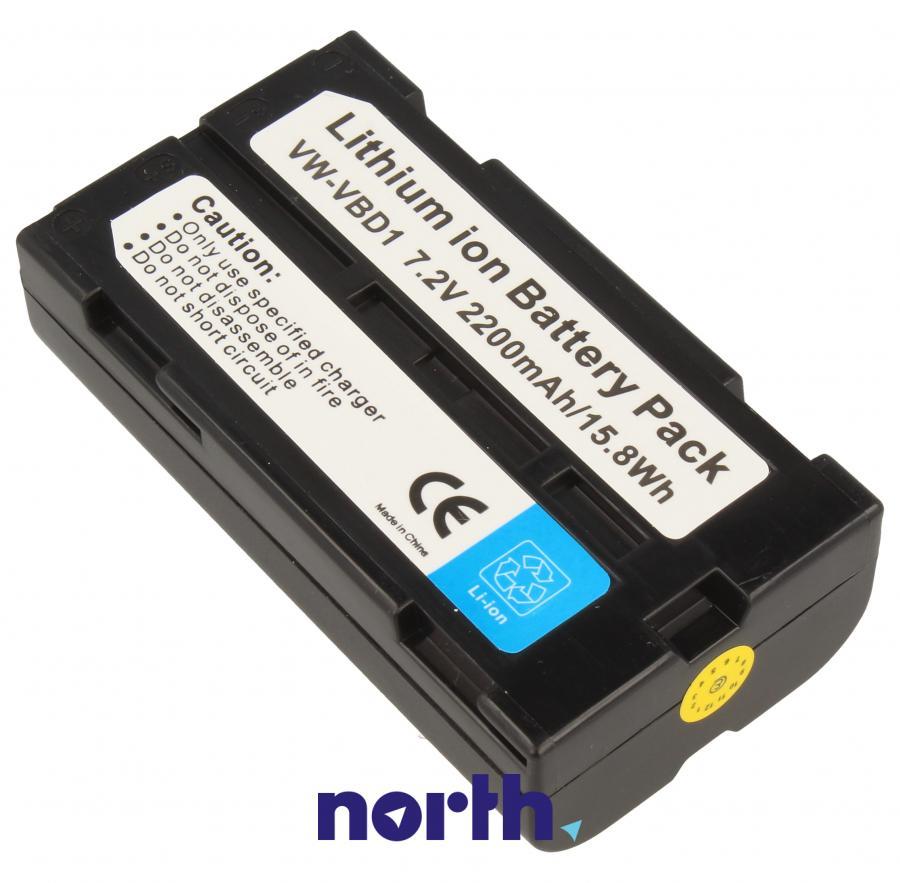 Akumulator 7.2V 2200mAh do kamery Sony 7,2V-2200MAH,1