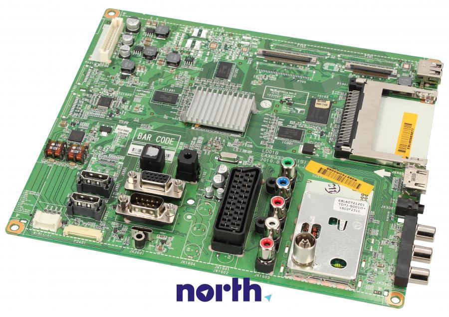 EBU60963677 Płyta główna do telewizora,0