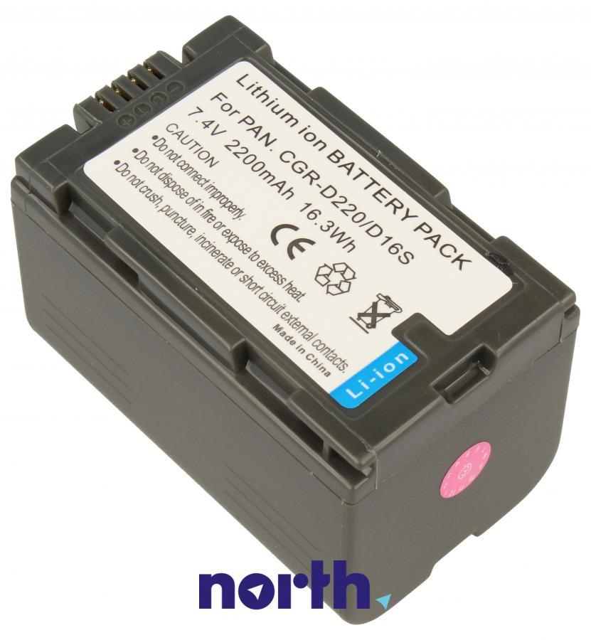 Akumulator 7.4V 2200mAh do kamery Panasonic 7,4V-2200MAH,2