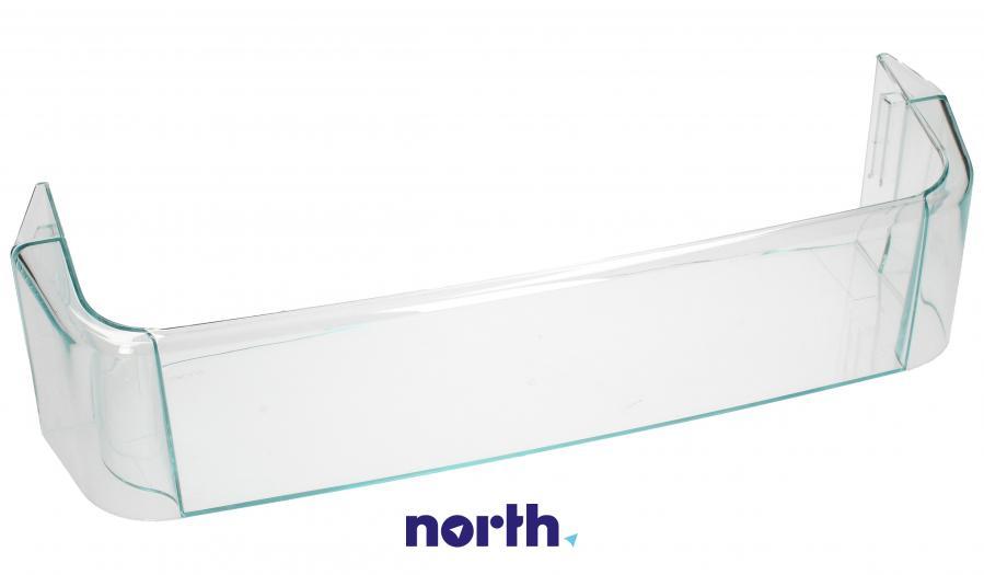 Dolna półka na drzwi chłodziarki do lodówki Electrolux 2246122085,0