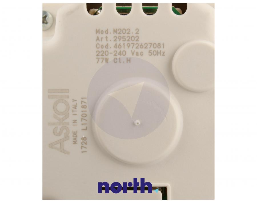 Pompa myjąca z turbiną do zmywarki Whirlpool 481072628031,4