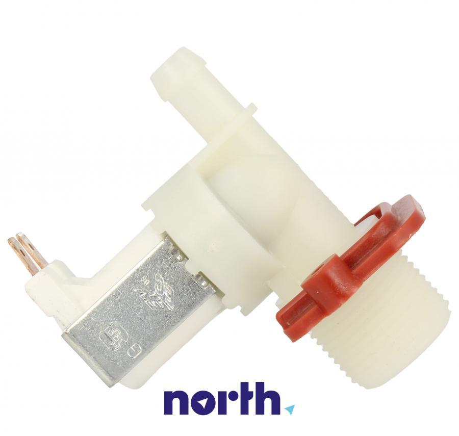 Elektrozawór pojedynczy do pralki Whirlpool 481281729056,2