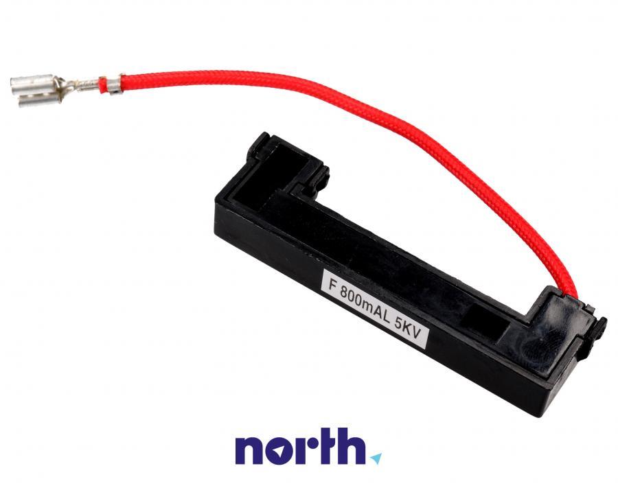 Bezpiecznik 0.8A 5000V do mikrofalówki LG 6901W1A001C,1
