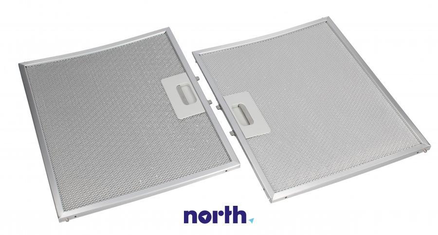 Filtr przeciwtłuszczowy kasetowy 29.5cm  x 24cm do okapu Whirlpool 481248058117,0