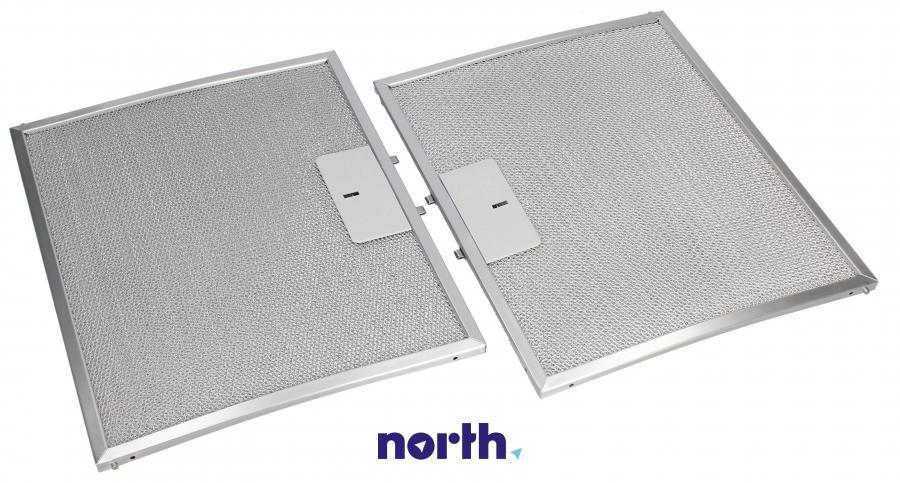 Filtr przeciwtłuszczowy kasetowy 29.5cm  x 24cm do okapu Whirlpool 481248058117,1