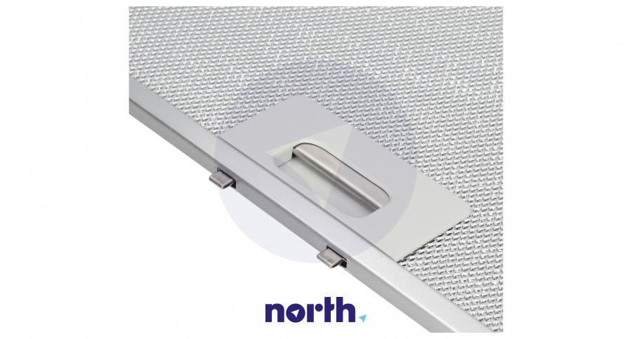 Filtr przeciwtłuszczowy kasetowy 29.5cm  x 24cm do okapu Whirlpool 481248058117,2