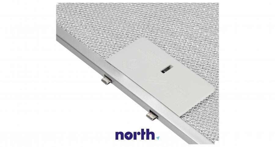 Filtr przeciwtłuszczowy kasetowy 29.5cm  x 24cm do okapu Whirlpool 481248058117,3