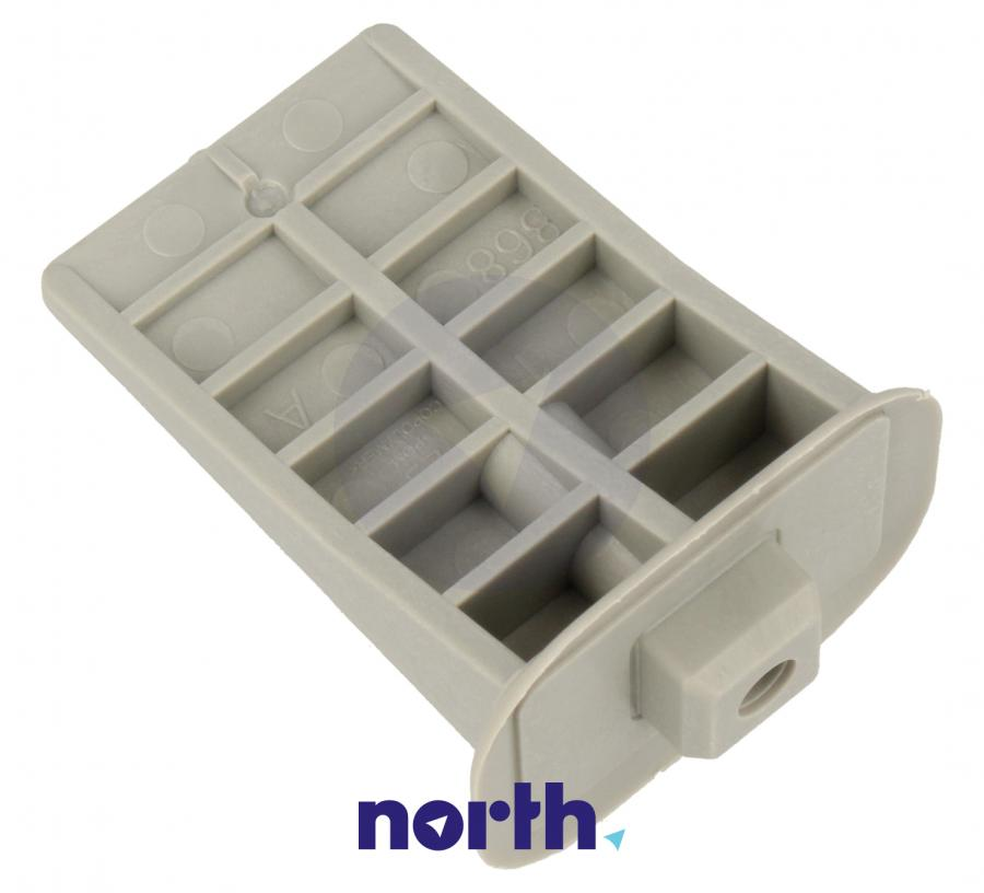 Mocowanie rolki prowadnicy górnego kosza do zmywarki Candy 41032871,2
