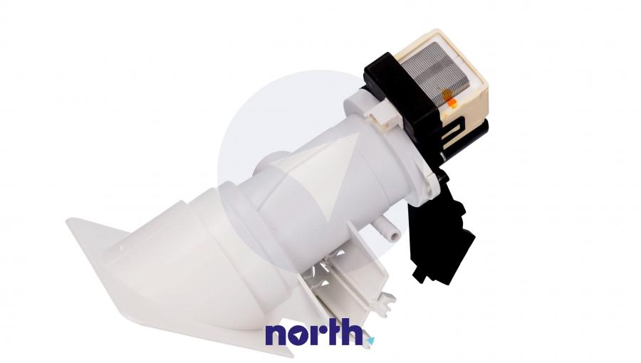 Pompa odpływowa kompletna (silnik + obudowa) do pralki Whirlpool 481231028144,3