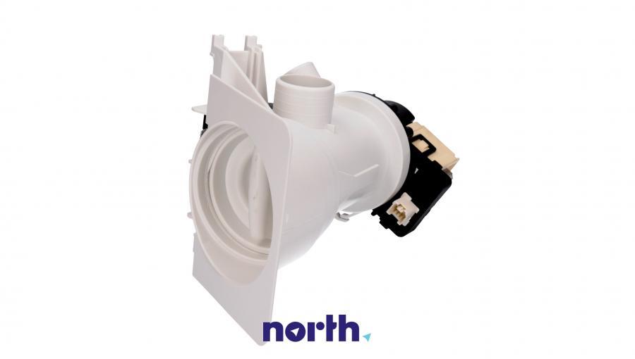 Pompa odpływowa kompletna (silnik + obudowa) do pralki Whirlpool 481231028144,5