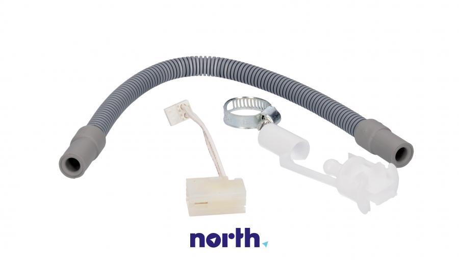 Pompa odpływowa kompletna (silnik + obudowa) do pralki Whirlpool 481231028144,6