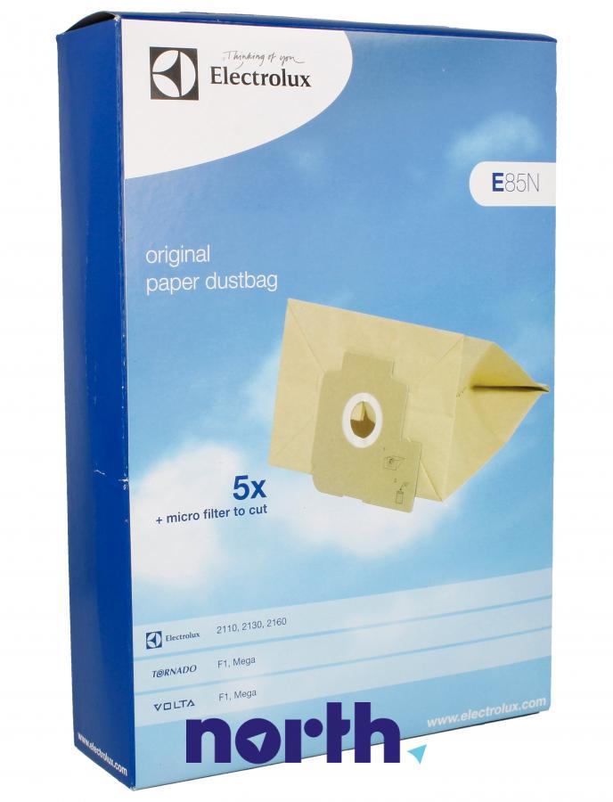 Worki papierowe do odkurzacza Electrolux 9001959668,0