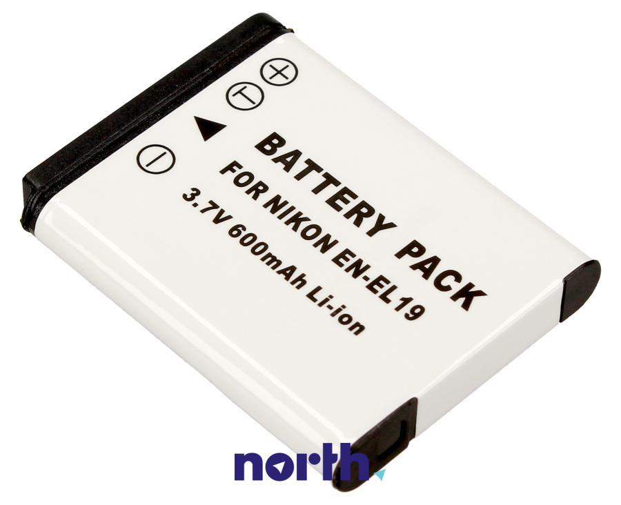 Akumulator do aparatu fotograficznego Nikon EN-EL19,0