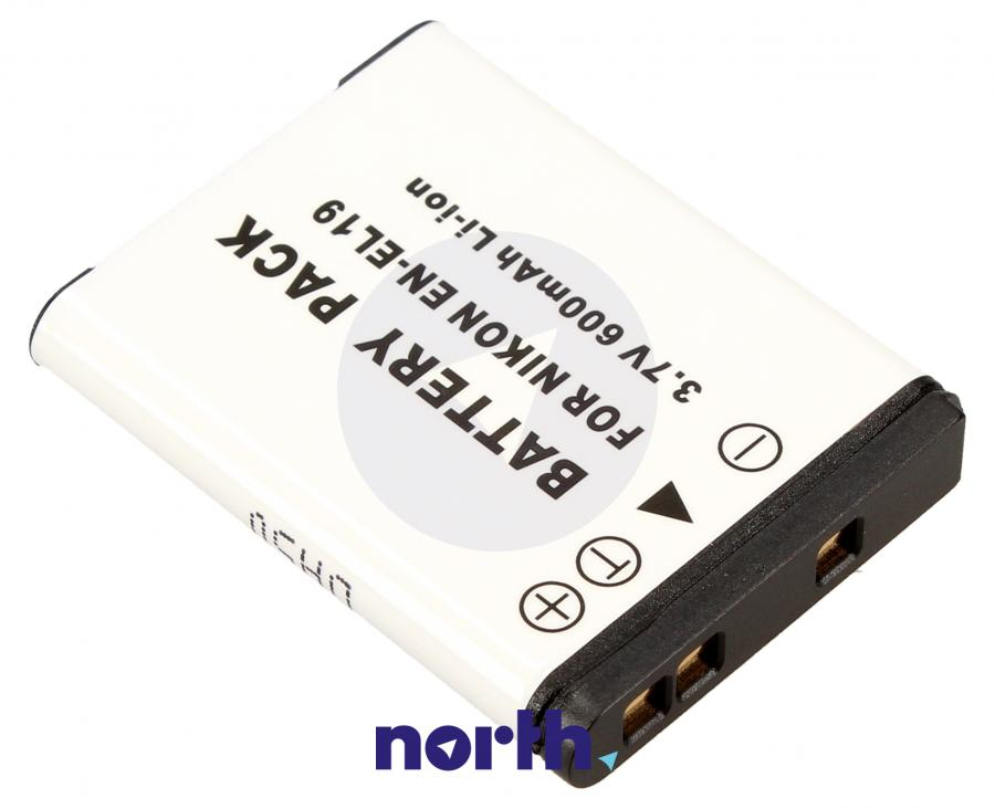 Akumulator do aparatu fotograficznego Nikon EN-EL19,1