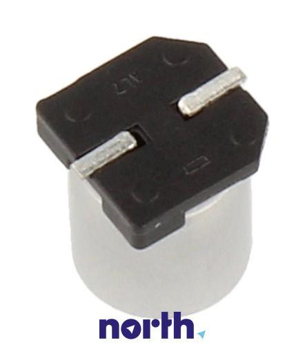 100uF   35V Kondensator elektrolityczny 105°C SMD 7.7mm/6.3mm,1