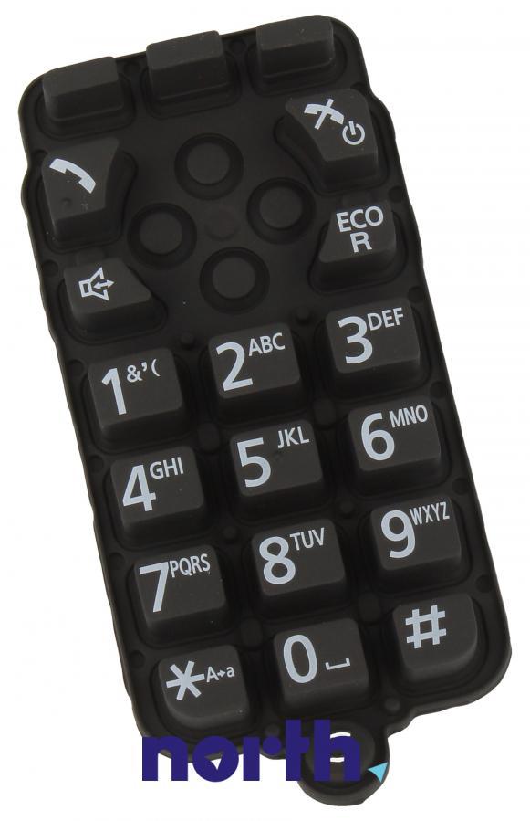 Klawiatura do telefonu bezprzewodowego Panasonic PNJK1072Y,0
