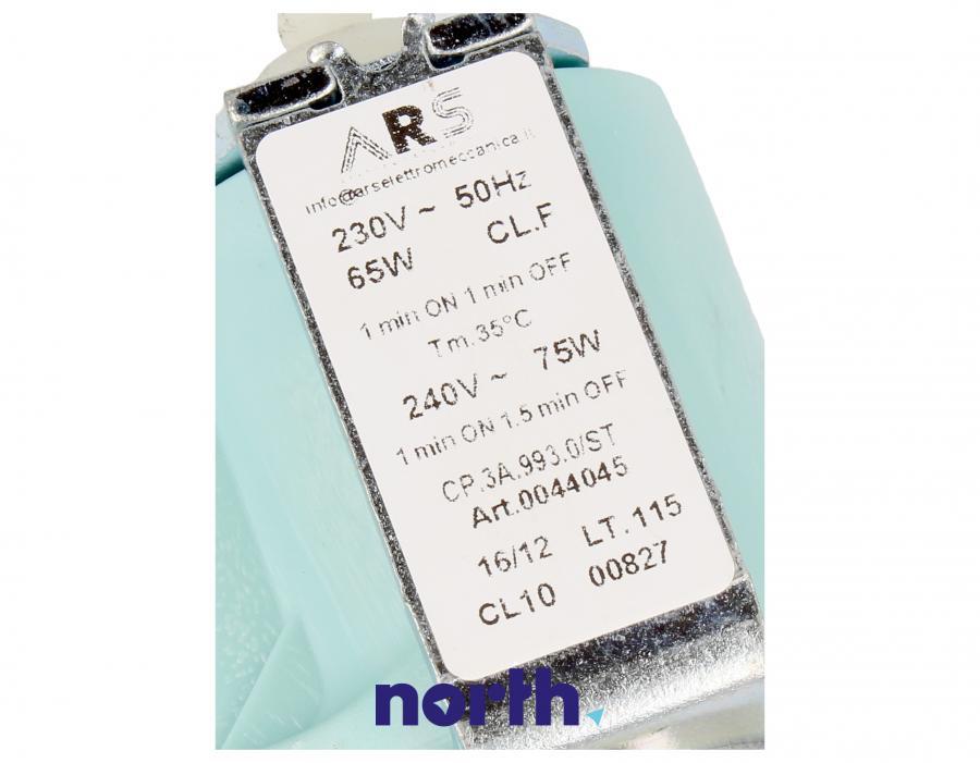 Pompa ciśnieniowa 65W 230V Invensys do ekspresu Siemens CP3A 00419969,3