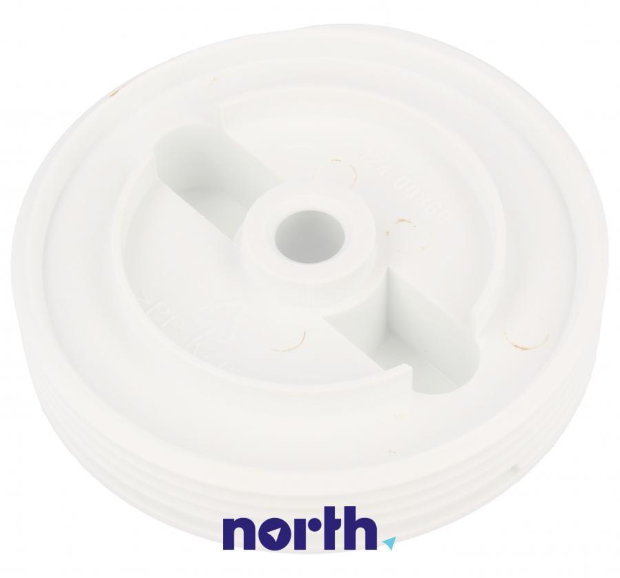 Nakrętka filtra pompy odpływowej do pralki Electrolux 1240086163,1