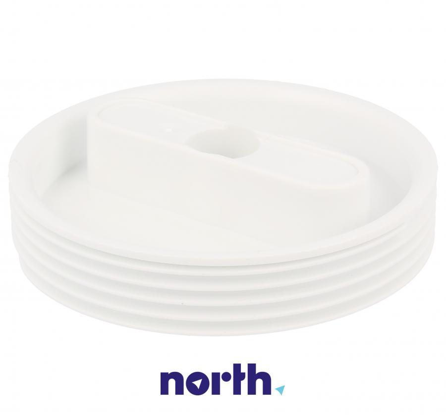 Nakrętka filtra pompy odpływowej do pralki Electrolux 1240086163,2
