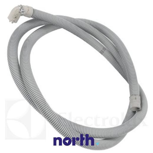 Wąż odpływowy do pralki Electrolux 1240881217,1