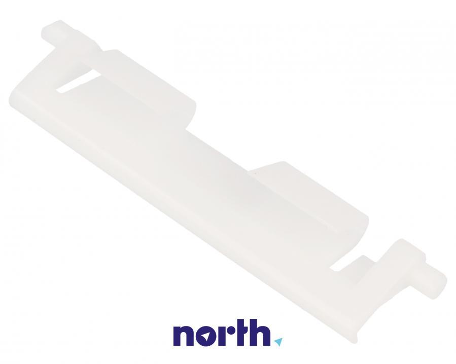 Sprężyna drzwiczek górnej zamrażarki do lodówki Bauknecht 481249298033,0