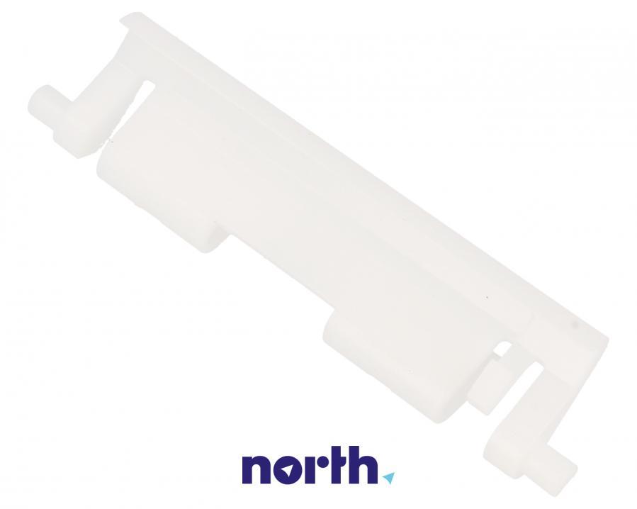 Sprężyna drzwiczek górnej zamrażarki do lodówki Bauknecht 481249298033,1