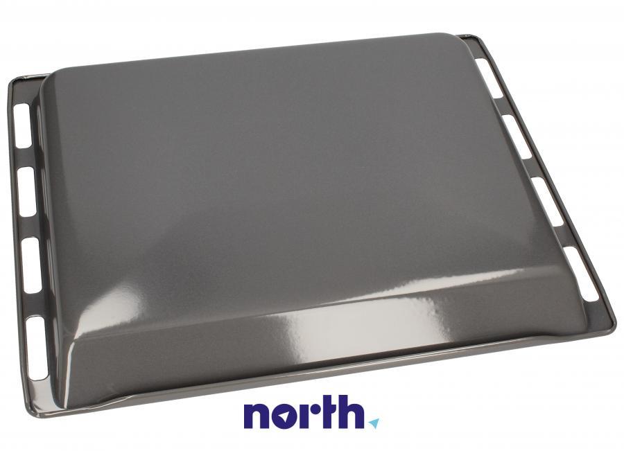 Blacha do pieczenia głęboka (emaliowana) 46.4x37.5cm do piekarnika Bosch 00434178,1