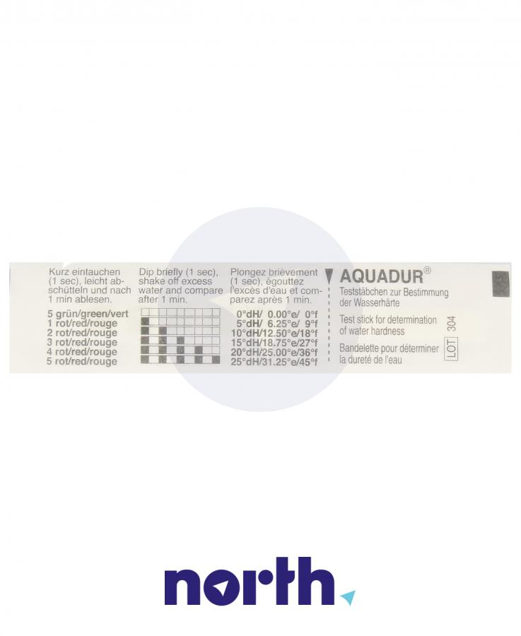 Tester twardości wody do zmywarki Fagor 43X9783,4